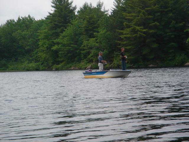 Crooked Lake Wilderness Lodge Kawartha Lakes Ontario