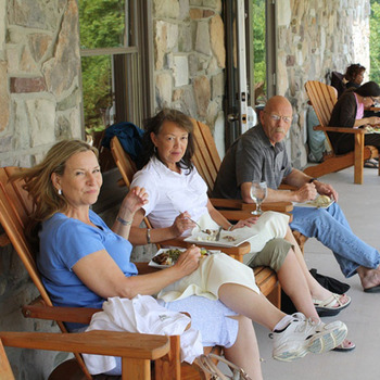 Relax at The Lodges at Gettysburg.