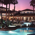 Exterior Night View of Rancho Las Palmas Resort 