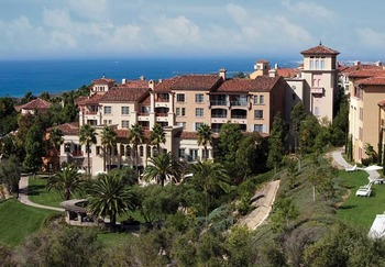 Exterior view of Newport Coast Villas.
