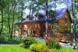 Cabin at Thousand Hills Golf Resort