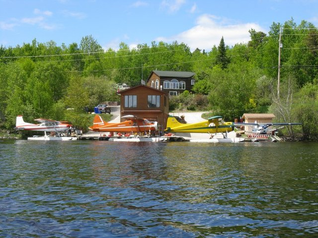 Viking island red lake ontario resort reviews for Ontario canada fishing resorts