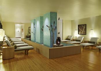 Spa room at The Westin Dawn Beach Resort & Spa, St. Maarten.
