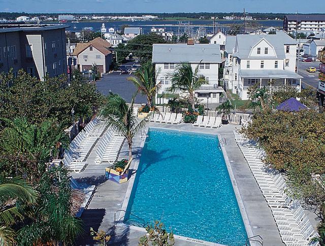 Plim Plaza Hotel Ocean City Ocean City Md Resort