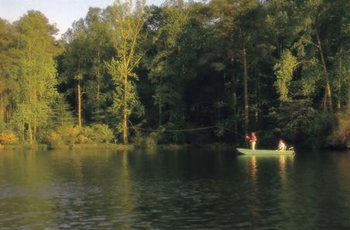 Fly Fishing at Callaway Gardens