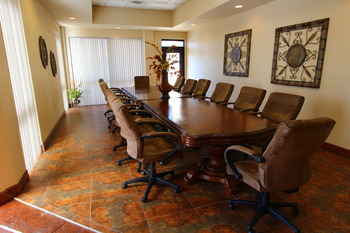 Conference Room at D'Monaco Luxury Resort.