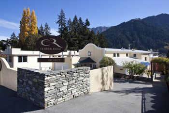 Exterior view of Mountvista Boutique Hotel Queenstown.
