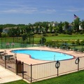 Outdoor Pool at Thousand Hills Golf Resort