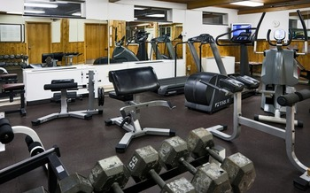 Fitness Room at Park Place Hotel