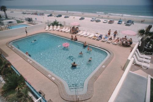 Sand Castle Motel Daytona Beach Shores