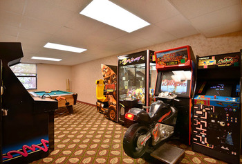Game Room at  Comfort Inn & Suites