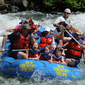 Rafting the Big Eddy on the Deschutes River