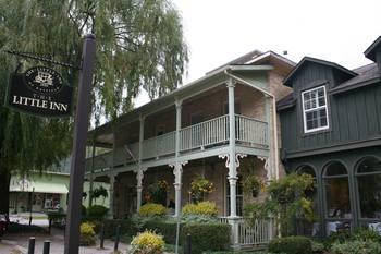Exterior view of Little Inn of Bayfield.