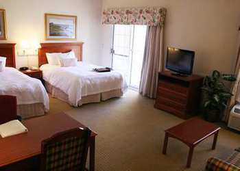Studio Suite at Hampton Inn & Suites Outer Banks/Corolla.