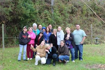 Reunions at Georgia Mountain Rentals.
