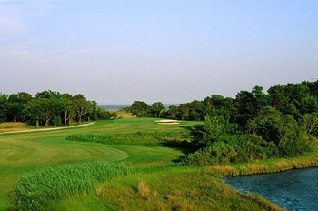 Eagle's Valley golf course near Quality Inn Boardwalk Ocean City.