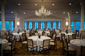Banquet Hall at The Inns at Equinox