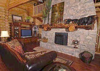 Timber Tops Luxury Cabin Rentals Sevierville Tn