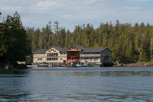 West coast resorts richmond british columbia resort for British columbia fishing lodges