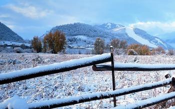 Scenic views near Inn at Aspen.
