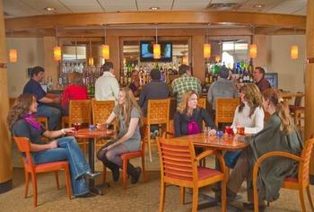 Dining at Beaver Run Resort.