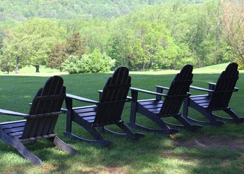 Relax at Water Gap Country Club.