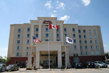 Welcome to the Hampton Inn & Suites Kitchener