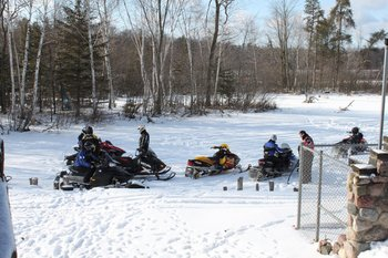 Winter Activities at Popp's Resort