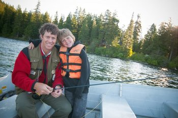 Family Fun at The Lodge at Suttle Lake