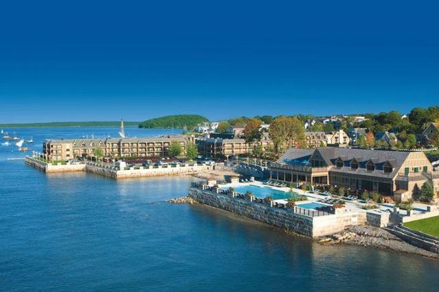 harborside hotel spa marina bar harbor me resort. Black Bedroom Furniture Sets. Home Design Ideas