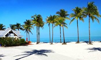 Beautiful beaches at Tranquility Bay Beach House Resort.