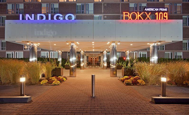 Exterior View of Hotel Indigo Boston Newton Riverside