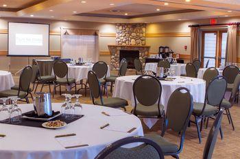 Meetings at Tigh-Na-Mara Resort.