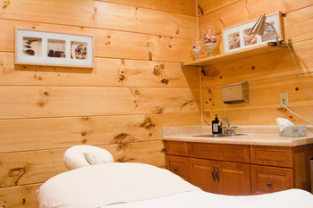 The spa at Paradise Hills Resort and Spa.