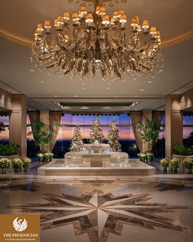 Lobby at The Phoenician