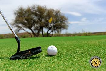 Golf at Quartz Mountain Resort.