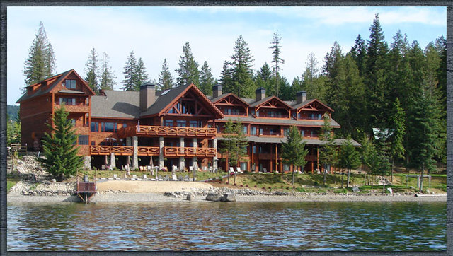 The Lodge At Sandpoint Sagle Id Resort Reviews