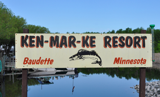 Ken mar ke resort baudette mn resort reviews for Best fishing resorts in minnesota