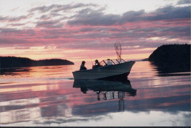 fishing lodges british columbia coastal black