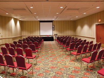 Conference room at Grand Traverse Resort.