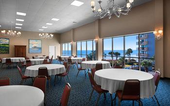 Conference room at Long Bay Resort.
