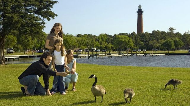 The Currituck Heritage Park near Hampton Inn & Suites Outer Banks/Corolla.