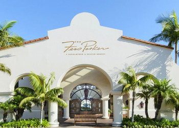 Exterior View of Fess Parker's DoubleTree Resort