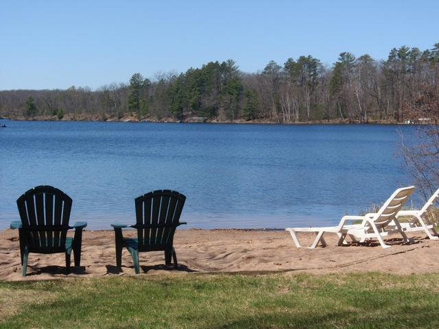 Golden rule resort hayward wi resort reviews for Wisconsin fishing lodges
