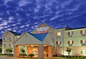 Welcome to the Fairfield Inn Houston I-45 North