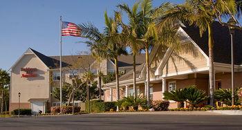 Exterior view of Residence Inn by Marriott San Diego Sorrento Mesa/Sorrento Valley.