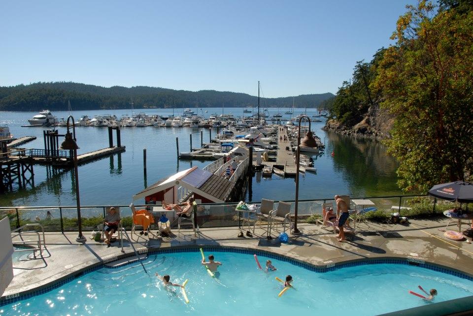 Poets Cove Resort Spa Pender Island Bc