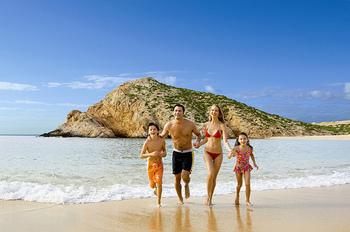 Family Fun at Hilton Los Cabos Resort