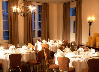 Hotel ballroom at Hotel St. Francis.