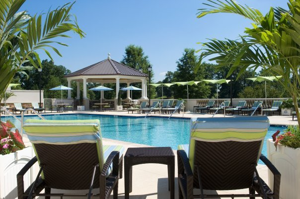 The ballantyne hotel lodge charlotte nc resort for Pool and spa show charlotte nc